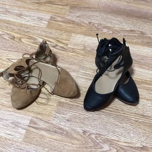 Lot of 2 shoes